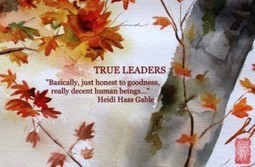 True Leaders | Connected Principals | Reading for English teachers | Scoop.it