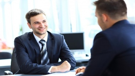 Expert Advice: How to Ace an In-Person Interview - NerdWallet (blog) | Job Interviewing advice | Scoop.it