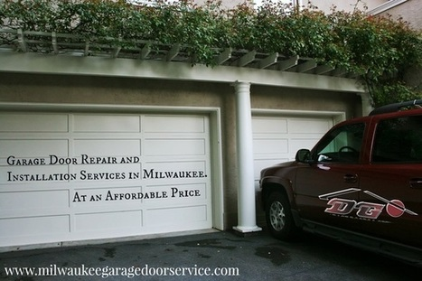 Milwaukee Garage Door Service and Installation   Home Improvement   Scoop.it