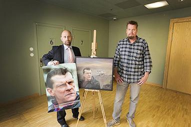 Domstolen: Olagligt att måla av fotografier | Sociala Medier idag | Scoop.it