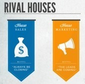 The Battle Between Sales and Marketing [Infographic] | CustomerThink | Salesforce Development Thoughts from Forum NZ | Scoop.it