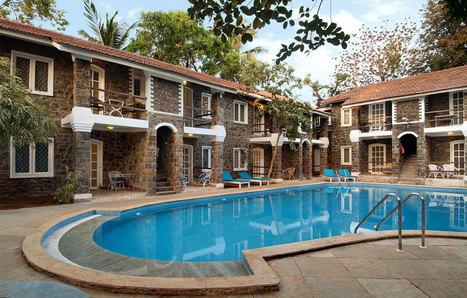 Unwind at Hotels in Goa With Swimming Pool   Hotels in Anjuna, North Goa   Scoop.it