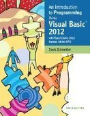 An Introduction to Programming Using Visual Basic 2012, 9th Edition - Free eBook Share | visual basic | Scoop.it