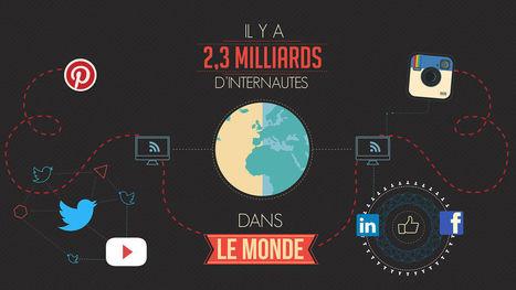 LES RESEAUX SOCIAUX EN 2013 | Education et TICE | AlternaTICA - Des interactions numériques aux interactions sociales | Scoop.it