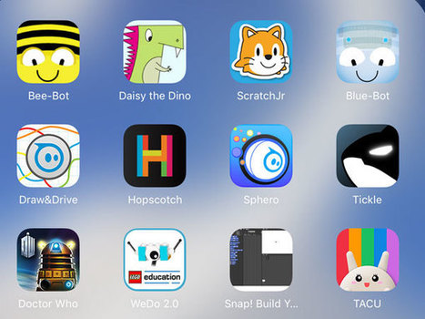 40 Essential iPad Apps for the Primary Classroom | Aprender y educar | Scoop.it