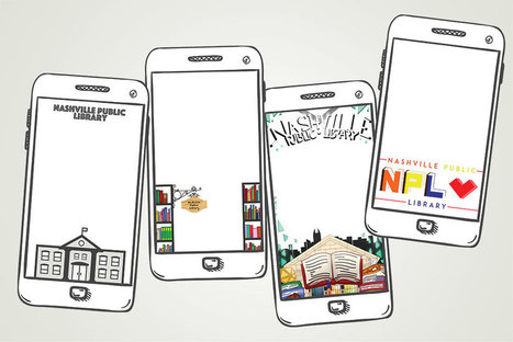 Snapchat in the Library | American Libraries Magazine | LibraryLinks LiensBiblio | Scoop.it