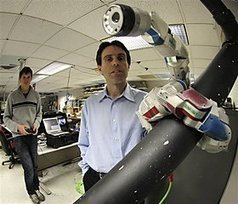 Tool-Wielding Robots Crawl in Bodies for Surgery - ABC News | Robots and Robotics | Scoop.it