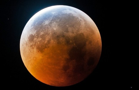 Ce week-end, observez une superbe éclipse totale de lune | Ca m'interpelle... | Scoop.it