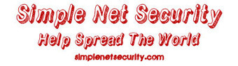 Welcome | Simple Net Security | Scoop.it