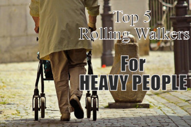 Bariatric Rolling Walkers For Overweight People Up To 600 Lbs   For Big And Heavy People   Home & Office   Scoop.it