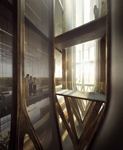 Zaha Hadid designs wooden building for Cambodian genocide researchers | Today's Modern Architects and Architecture | Scoop.it