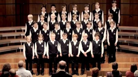 International Children's Fund: Lost Choir | Creative Criminals | Marketing Inside | Scoop.it
