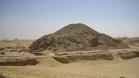 Egipto reabre la pirámide del rey Unis en Saqqara | Arqueología, Historia Antigua y Medieval - Archeology, Ancient and Medieval History byTerrae Antiqvae | Scoop.it