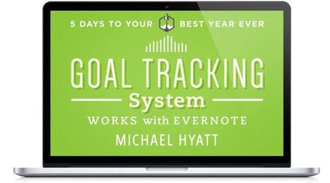 How Evernote can Help you Achieve Your Goals in 2015 | Apps for productivity in teaching | Scoop.it