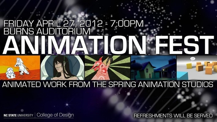 Animation Fest and Game Development Showcase set for April 27 ... | Machinimania | Scoop.it