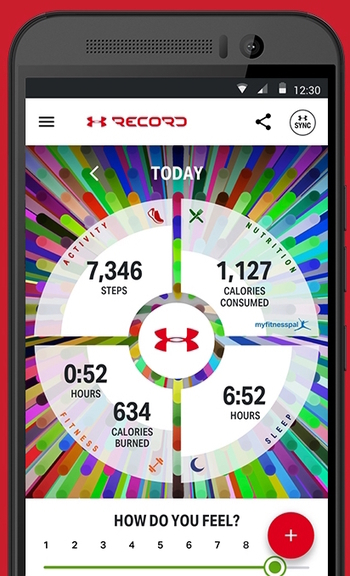 Connected fitness is losing Under Armour money, but CEO says data will pay off | Quantified Self, Data Science,  Digital Health, Personal Analytics, Big Data | Scoop.it