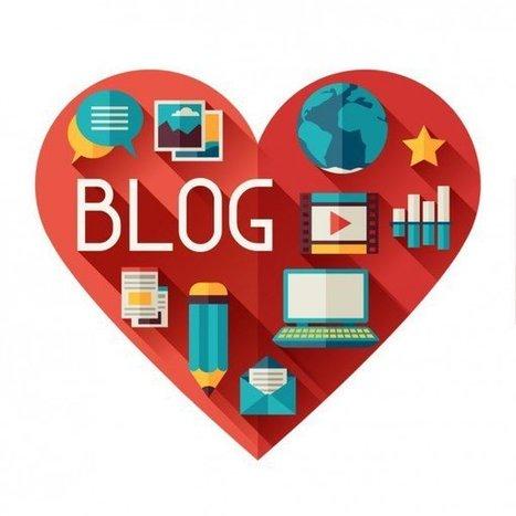 ¿Qué aporta un #blog? 120 blogueros opinan (y dan buenos consejos) | #socialmedia #rrss #economia | Scoop.it