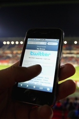 Social TV: Twitter launches Amplify in Australia | Social TV & Second Screen Information Repository | Scoop.it