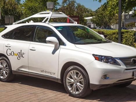 ​Google's self-driving car turns out to be a very smart ride - CNET | Networked Society | Scoop.it
