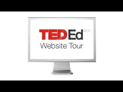 Introducing TED-Ed: Lessons Worth Sharing | The Durham English Language Teacher | Scoop.it