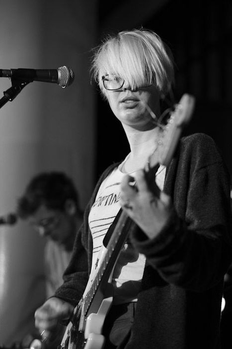 Zola Jesus, Givers & EMA recorded KEXP CMJ sessions @ the Ace Hotel (pics) | cOdezigO | Scoop.it