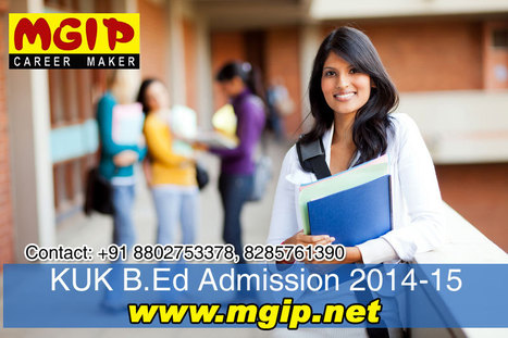 MDU University B.Ed Admission Eligibility | MDU B.Ed Admission in Delhi | MDU B.Ed Admission Updates 2014-15 | Scoop.it