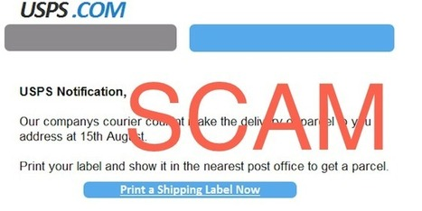 USPS Email Scam | Computer Technology-Hardware, Software, Data Recovery | Scoop.it