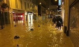 Sixteen feared dead amid heavy #flooding in French #Riviera #France | Messenger for mother Earth | Scoop.it
