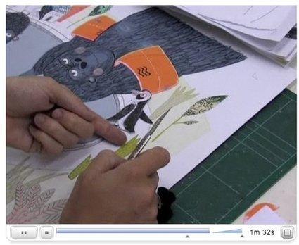 Técnicas e ideas para ilustrar y editar cuentos online   Nuevas tecnologías aplicadas a la educación   Educa con TIC   Biblioteca TIC Castroverde   Scoop.it