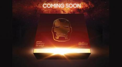 Iron man Galaxy S6 Edge edition will be launching next week | YouMobile | Scoop.it