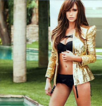 A Slip of a Girl: Jennifer Love Hewitt In Lingerie -- In Maxim & Beyond | Let's Get Sex Positive | Scoop.it