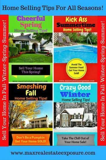 Selling Advice For Fall Winter Spring Summer | Real Estate | Scoop.it