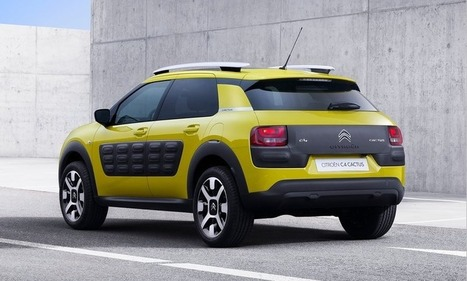 ¡Ya es oficial! Citroën C4 Cactus: especificaciones y precio en Latam Review | Cars Reviews and News | Scoop.it