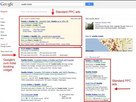 Are Ads Taking Over SERPs? | Search Engine People | Toronto | Search Engine Optimization - SEP | Scoop.it