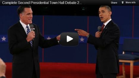 Romney Uses the Term 'Undocumented Illegals' in Second Presidential Debate - COLORLINES | Community Village Daily | Scoop.it