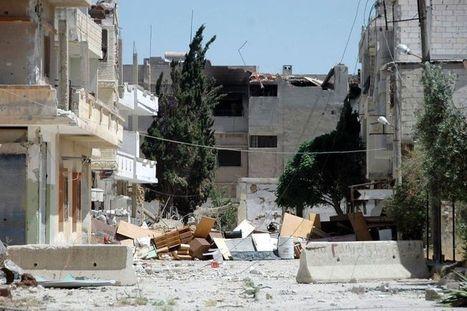 Syrie: l'armée aidée du Hezbollah remporte une victoire face aux ... - Libération   Revue de presse CDI   Scoop.it