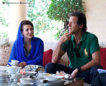 Pakistan cricket legend Imran Khan and wife to divorce | FirstCelebPost | Sports & Entertainment | Scoop.it