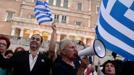 Greece rejects bailout, could exit euro | Mark Hensch | The Hill | Surfing the Broadband Bit Stream | Scoop.it