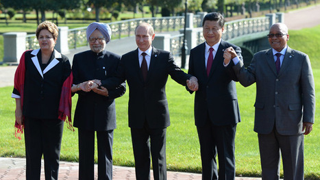 ​BRICS countries near development bank deal to rival IMF, WB | Gold and What Moves it. | Scoop.it