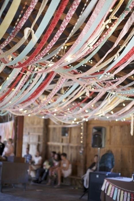 Conseils pour choisir la salle de son mariage et la décorer | The bride next door | photographe portrait et mariage | Scoop.it