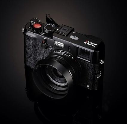 Fujifilm x100s Black | FujiFilm x100s | Scoop.it
