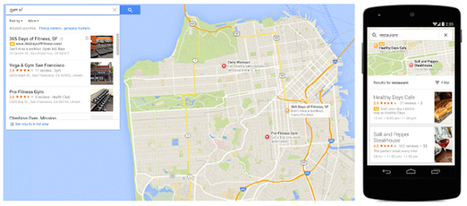 Google Maps now gives you detailed ads for local stores | MarketingHits | Scoop.it