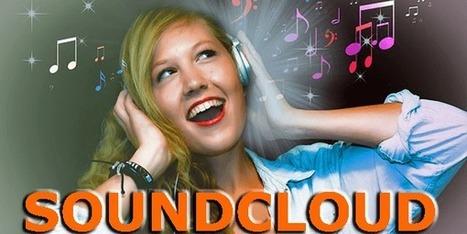 Cómo grabar y publicar podcasts en internet con SoundCloud | Tic, Tac... y un poquito más | Scoop.it