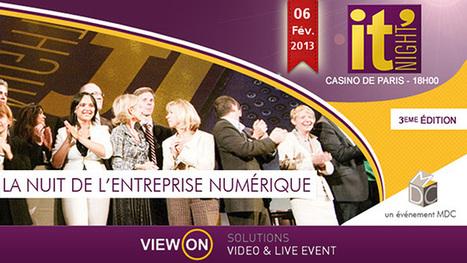 IT NIGHT : La nuit de l'entreprise numérique 06/02/13 | Cabinet de curiosités numériques | Scoop.it