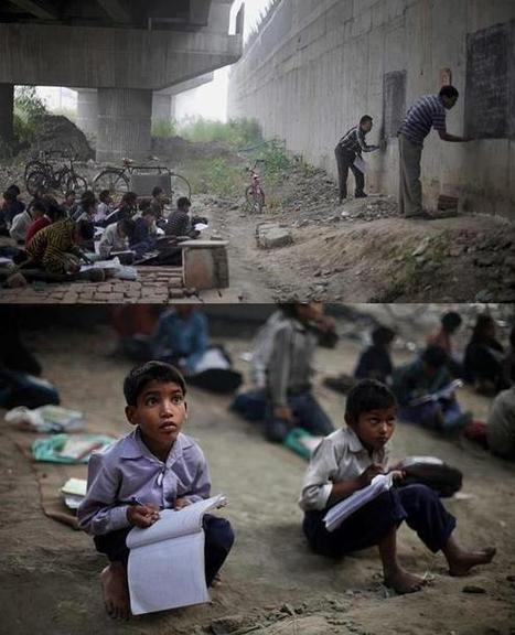 Twitter / MindBIowingPics: Think you have it hard? These ... | Poverty | Scoop.it