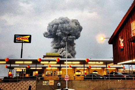 Texas Fertilizer Plant Explosion, Chinese Netizen Reactions | cultural learnings made great | Scoop.it