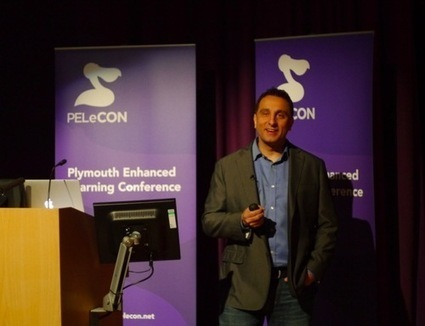 Open Scholarship and Connected Learning – Alec Couros (@courosa) #pelc12   Oliver Quinlan: Live Blogs   Alec Couros   Scoop.it