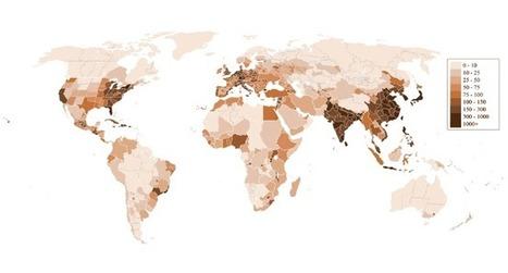 Worldometers nos muestra el hipnótico crecimiento de la población mundial en tiempo real | GEOGRAFIA SOCIAL | Scoop.it