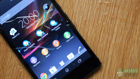 Xperia Z Android 4.2.2 Jelly Bean features showcased on video | Android Discussions | Scoop.it