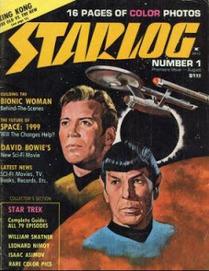 Todas as Starlogs   Ficção científica literária   Scoop.it